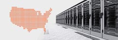Data center in the USA